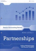 Level 3 Senior Accounting : Partnerships - Lilian Viitakangas