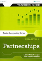 Level 3 Senior Accounting : Partnerships Teachers Resource Book - Lilian Viitakangas
