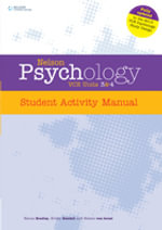 Nelson Psychology VCE Units 3 and 4 Student Activity Manual Revised Edition - Helene Van Iersel