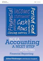 Accounting A Next Step - Financial Reporting - Lilian Viitakangas