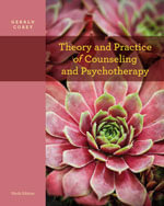 Bundle : Theory and Practice of Counseling and Psychotherapy + DVD-Theories + CourseMate, 1 term (6 months) Printed Access Card for Corey's Theory and Practice of Counseling and Psychotherapy, 9th - Gerald Corey