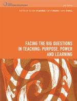 PP0932 - Facing the Big Questions in Teaching Purpose, Power and Learning - Seth Brown