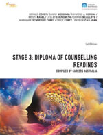 CP0977 - Stage 3 : Diploma of Counselling: Readings - Gerald Corey