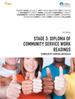 CP0978 - Stage 3 : Diploma of Community Service Work: Readings - Dr. Gerard Egan