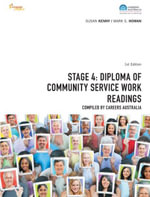 CP0980 - Stage 4 : Diploma of Community Service Work: Readings - Susan Kenny