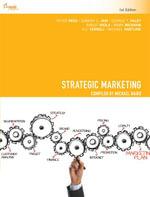 CP1030 - Strategic Marketing - Peter Reed