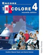 Encore Tricolore 4 : Student's Book - Sylvia Honnor