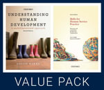 Understanding Human Development 2e & Skills for Hum Service Practice 2e : VAL-PCK - Louise Harms