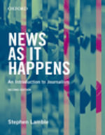 News as it Happens 2e & The Grammar Handbook Value Pack - Stephen Lamble