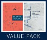 Australian Public Law 2e & Australian Law Dictionary 2e Value Pack - Gabrielle Appleby