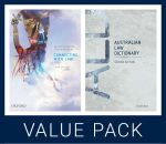 Connecting With Law 2e and Australian Law Dictionary 2e Value Pack - Michelle Sanson