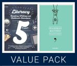 Literacy 5e & Grammar Matters Value Pack - Gordon Winch