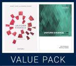Uniform Evidence Value Pack - Jeremy Gans