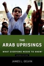 The Arab Uprisings : What Everyone Needs to Know - James L. Gelvin