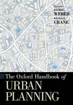 The Oxford Handbook of Urban Planning : Oxford Handbooks