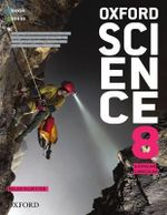 Oxford Science 8 Student Book + obook/assess - Helen Silvester