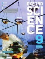 Oxford Science 9 Student Book + obook/assess - Helen Silvester
