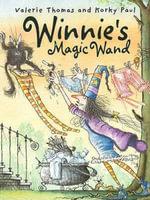 Winnie's Magic Wand : Winnie The Witch - Valerie Thomas