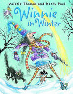 Winnie in Winter : Winnie The Witch - Valerie Thomas