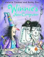 Winnie's New Computer : Winnie The Witch - Valerie Thomas
