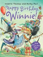 Happy Birthday Winnie - Valerie Thomas