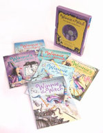 Winnie the Witch Six Book and Two CD Collection - Valerie Thomas