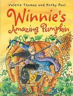 Winnie's Amazing Pumpkin : Winnie The Witch - Valerie Thomas