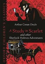 A Study in Scarlet & Other Sherlock Holmes Adventures - Sir Arthur Conan Doyle