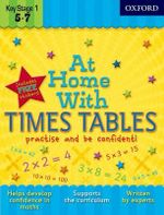 At Home with Times Tables : At Home With - Richard Dawson