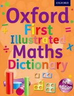 Oxford First Illustrated Maths Dictionary : Italian - Oxford Dictionaries