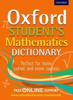 Oxford Students Mathematics Dictionary - Oxford Dictionaries