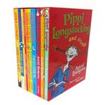 Pippi Longstocking and Friends - Astrid Lindgren