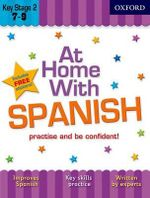 At Home with Spanish (7-9) - Janet Irwin