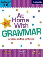 At Home with Grammar (7-9) - Sarah Lindsay