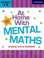 At Home with Mental Maths (7-9) - Sarah Lindsay