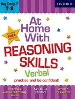 At Home with Verbal Reasoning Skills (7-9) - Alison Primrose