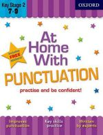 At Home with Punctuation (7-9) - Sarah Lindsay
