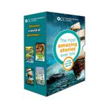 Oxford Children's Classics World of Adventure Box Set : The most amazing stories ever told - Robert Louis Stevenson