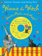Winnie the Witch : Stories, Music, and Magic! (5 Books with CD) - Valerie Thomas