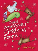 My First Oxford Book of Christmas Poems - John Foster