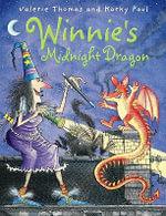 Winnie's Midnight Dragon : Winnie The Witch - Valerie Thomas