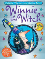 Winnie the Witch : 25th Anniversary Edition - Valerie Thomas