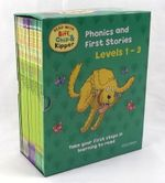 Read with Biff, Chip & Kipper : Phonics and First Stories Levels 1 - 3
