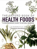 The Oxford Book of Health Foods - J.G. Vaughan