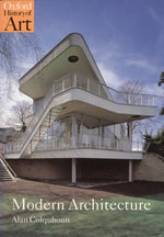 Modern Architecture : Oxford History of Art (Paperback) - Alan Colquhoun