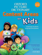 Oxford Picture Dictionary Content Areas for Kids : English Dictionary - OXFORD