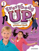 Everybody Up : 1: Student Book with Audio CD Pack - Susan Banman Sileci