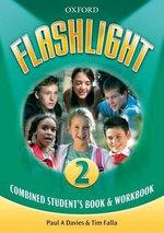 Flashlight 2 : Combined Student's Book and Workbook - Paul Davies