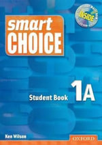 Smart Choice 1 : Student Book A with Multi-ROM Pack - Ken Wilson