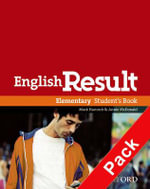 English Result Elementary: Teacher's Resource Pack with DVD and Photocopiable Materials Book : General English Four-skills Course for Adults - Mark Hancock
